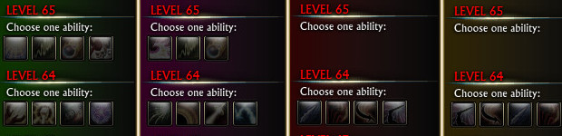 Masteries System Banner Image