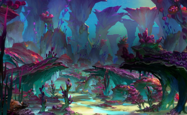 RIFT 3.0: Artworks Potentialcoralforest