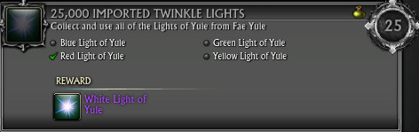 25000importedtwinklelights