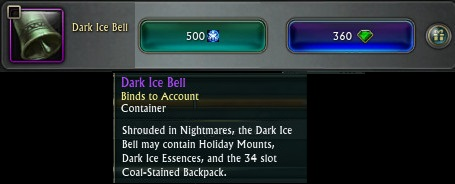 Dark Ice Bell banner