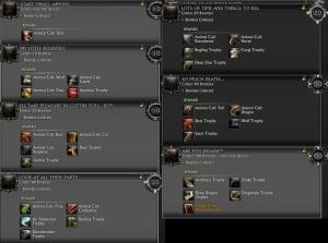 Rift Bounty Meta Achievements