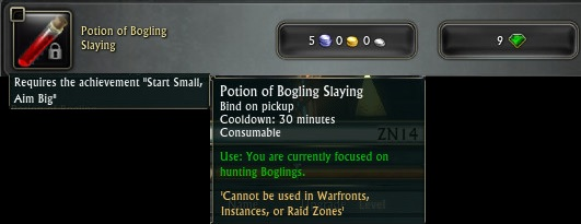 Potion of Bogling Slaying