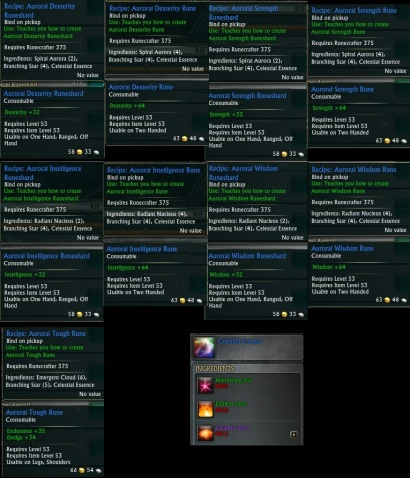 Rift New Runes for Patch 2.6