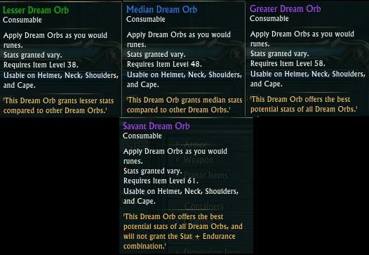 Dream Orbs