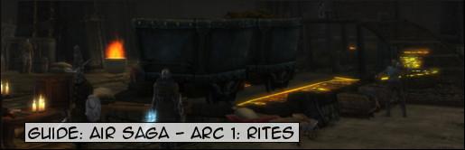 Rift Air Saga Arc 1 Guide