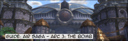 Rift Air Saga Arc 3 Guide