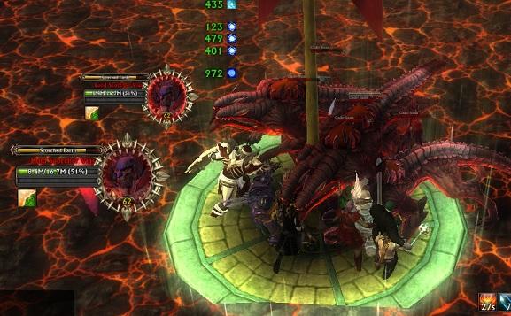 Hell's Insurgents Raid Rift