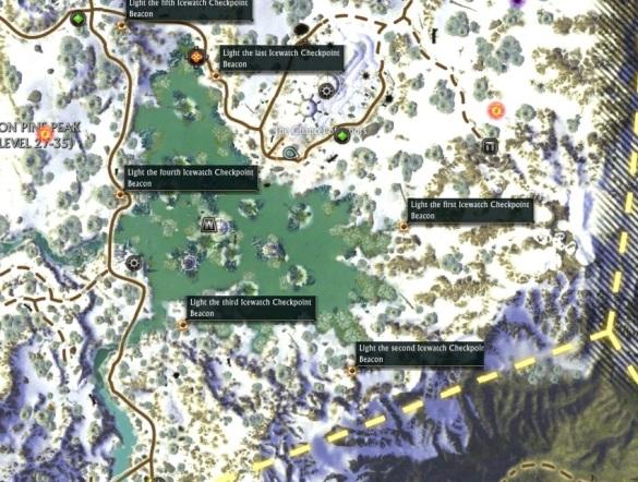RiteoftheBodylocationmarkers