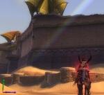 start of the rainbow
