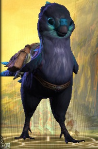Umbral Budgie Mount