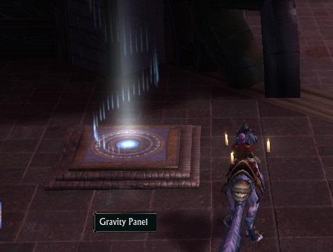 gravitypanel