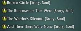 2.7 Soul Quests