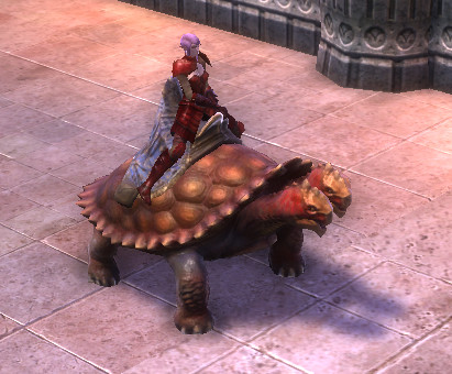 RIFT Ancient Tartagon Mount