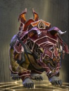 RIFT Armored Gold Ursin Mount