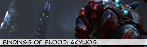 Bindings of Blood Akylios Banner