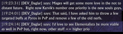Daglar on Mages
