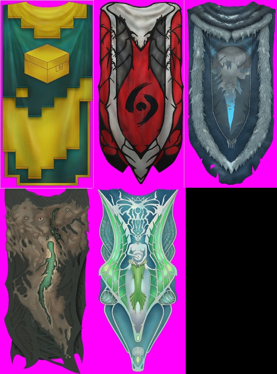 Datamine New Capes