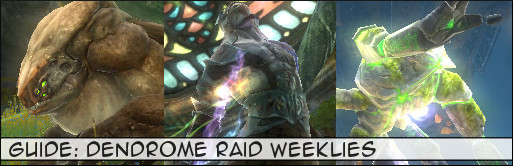 Dendrome Raid Weeklies Banner