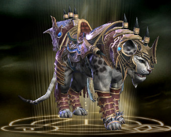 RIFT Eldritch Vanguard White Tiger Mount