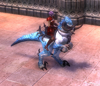 RIFT Ice Strider Mount