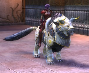 RIFT Noble Guard Armored Valmera Mount