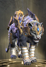 RIFT Noble Guard White Tiger Mount