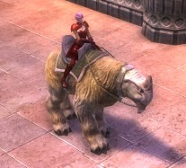 RIFT Plains Yarnosaur Leash (Escalating) Mount