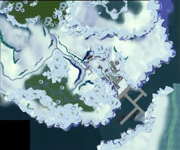 RIFT 3.0 Datamine Tarken Glacier Map 1