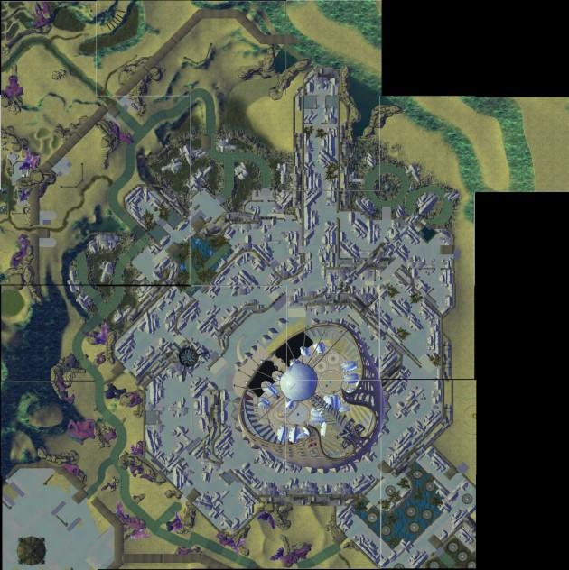 RIFT 3.0 Draum Heim Minimap