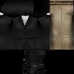 RIFT Datamine Butler Outfit Vest