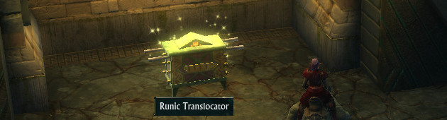 Runic Translocator