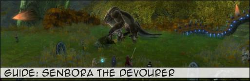 Senbora The Devourer Banner