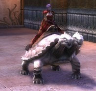 RIFT Shiny Tartagon Mount
