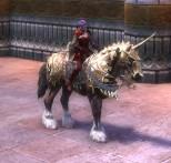 RIFT Swift Copper Armored War Horse Bridle