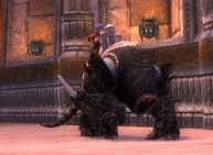 RIFT The Armored Reaper Mount