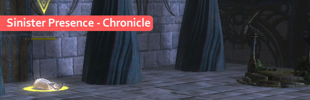 Chronicle Sinister Presence Banner