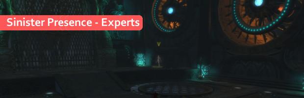 Expert Sinister Presence Banner