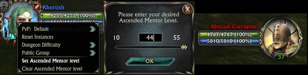 Mentor Level 44