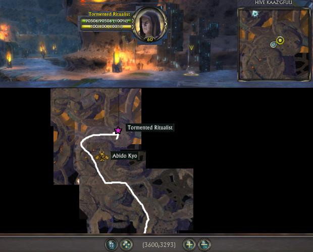 Queen's Gambit Sinister Presence Location