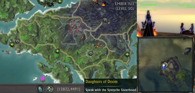 Runic Athenaeum Daughters of Doom 2