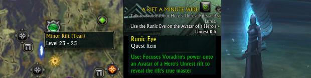 Runic Athenaeum Runic Eye