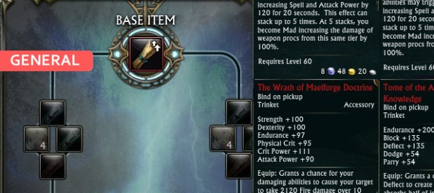 Tier 3 Transcendent Trinkets Feature Image