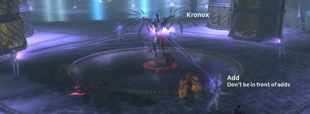 TOTS Kronox Encounter