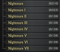 Achievement Nightmare Rifts