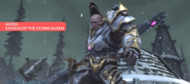 Exodus of the Storm Queen Feature Image