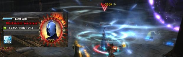 Exodus of the Storm Queen Dominax 1