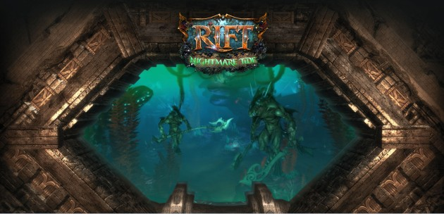 RIFT Nightmare Tide Front Page