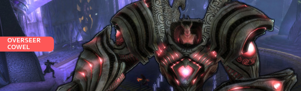 Overseer Cowel Banner