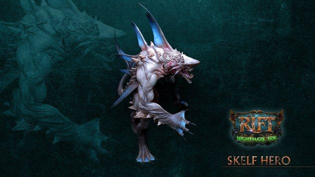 RIFT 3.0 Nightmare Tide Skelf Hero