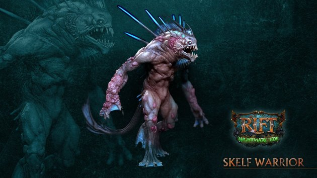 RIFT 3.0 Nightmare Tide Skelf Warrior